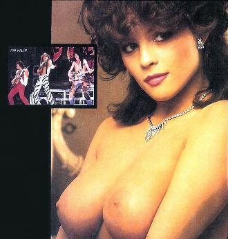 They're busty woman album cover way should